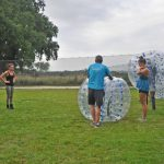 Bubble Foot à 1h de Bordeaux