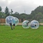 Terrain de Bubble Foot
