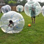 Bubble Foot, proche Langon