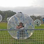 Du Bubble Football proche de Bordeaux