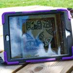 Suivez le guide, trouvez réponse aux énigmes avec l'iPad